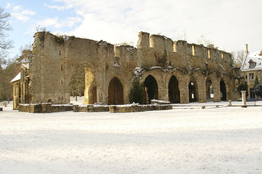 Domaine des Vaux de Cernay L'Abbatiale