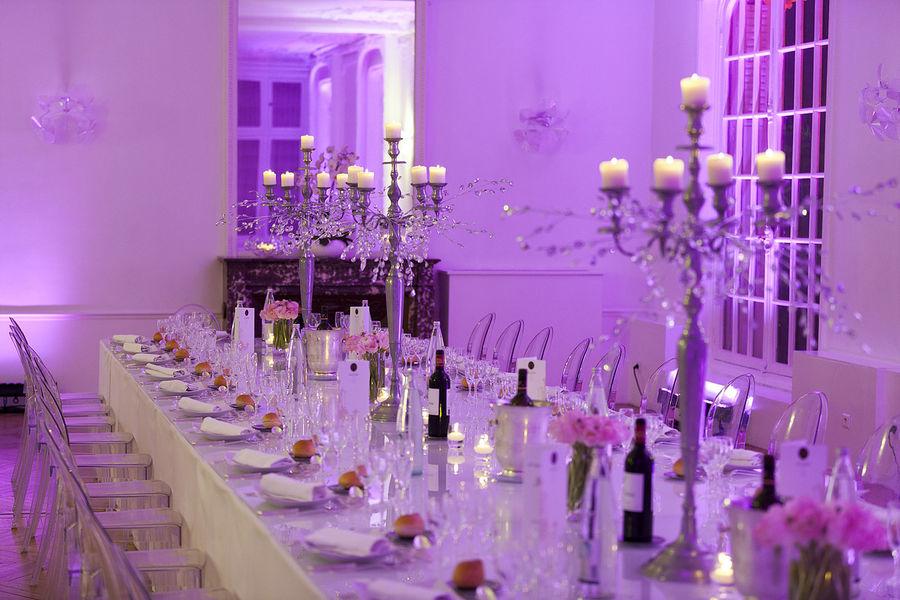 Les Espaces Hoche - La Suite Longchamp Salon Longchamps, Diner
