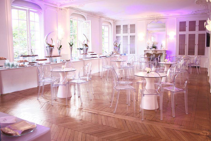 Les Espaces Hoche - La Suite Longchamp Salon Longchamps, cocktail