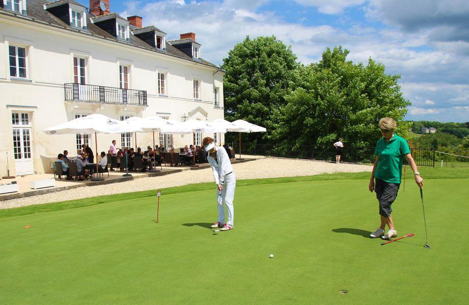 Golf de Seraincourt 1