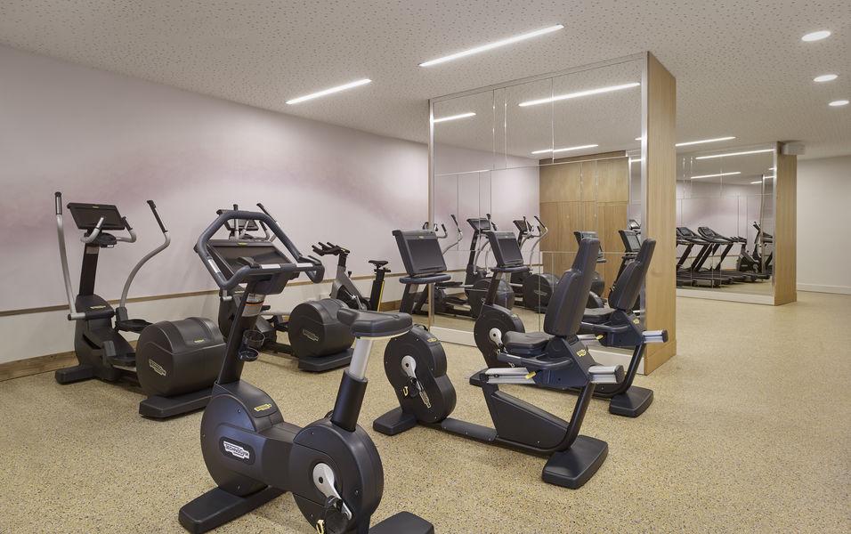 Hôtel Hyatt Regency Paris Étoile **** Salle de fitness