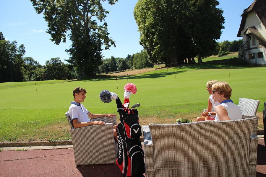 Golf de Seraincourt 15