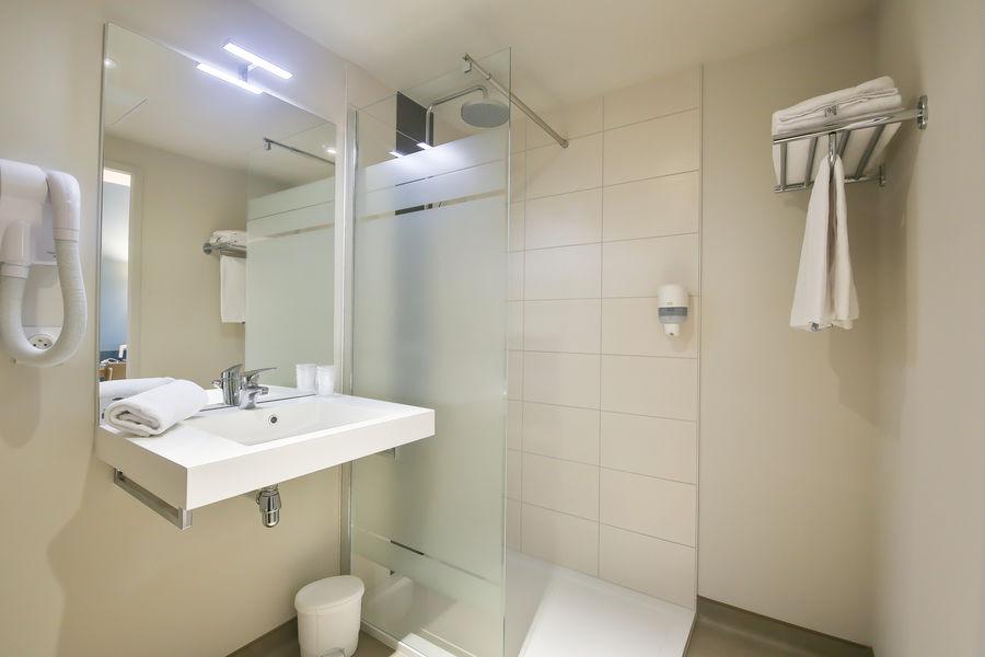 Vent d'Eden Park hôtel Salle de bain