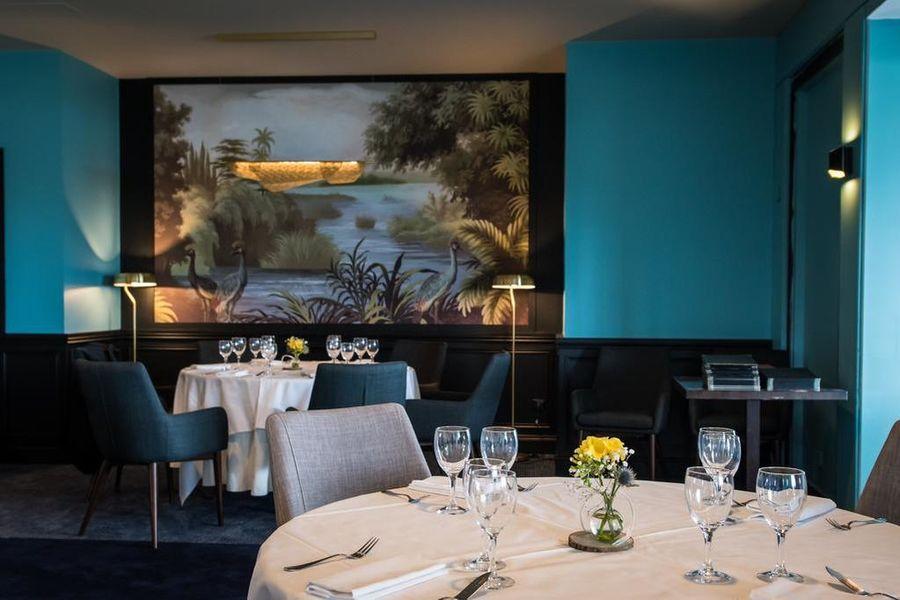 Mercure Rochefort La Corderie Royale Restaurant