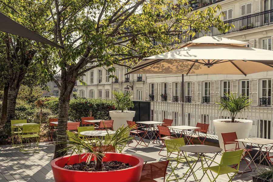 Mercure Paris Montmartre Sacré Cœur **** 18.75 Bar Lounge
