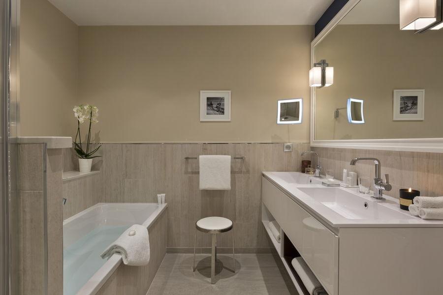 Le Grand Hôtel Dinard ***** Salle de bain