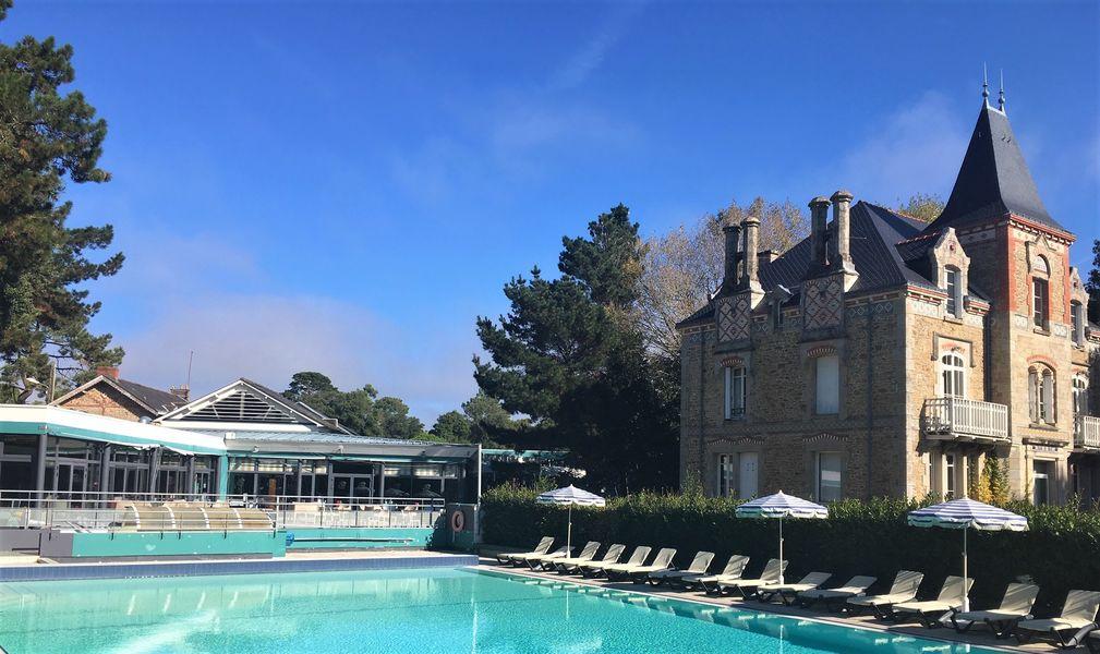 Domaine Ker Juliette*** Piscine et Villa (pavillon séminaire