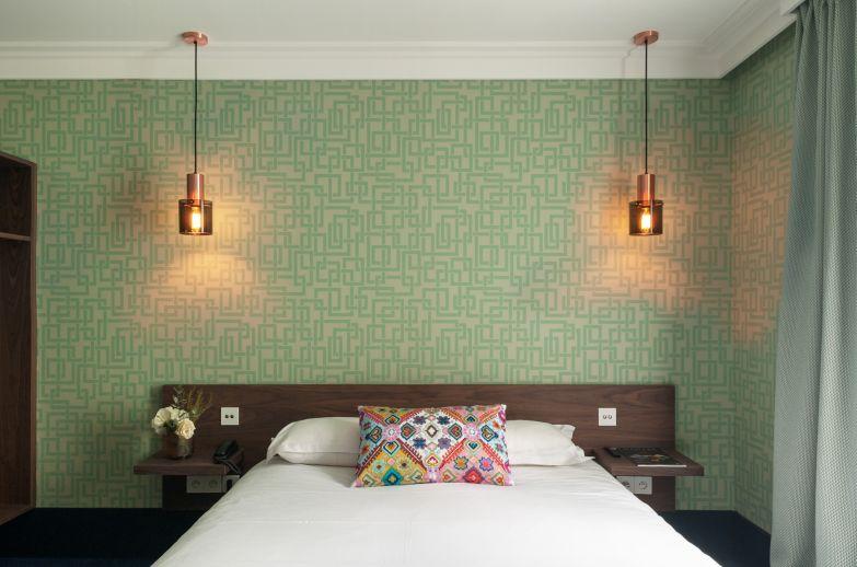 L'Espace Chambre verte LHOTEL