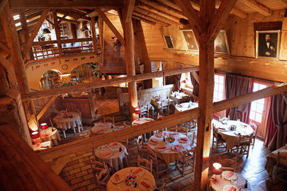 Les Fermes De Marie ***** Le Restaurant traditionnel