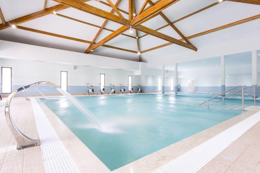 Hotel Spa de Fontcaude Piscine