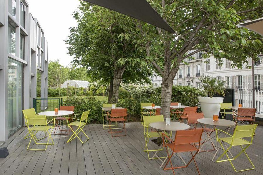 Mercure Paris Montmartre Sacré Cœur **** Terrasse