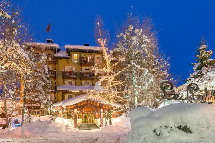 Lodge Park **** Extérieurs hiver