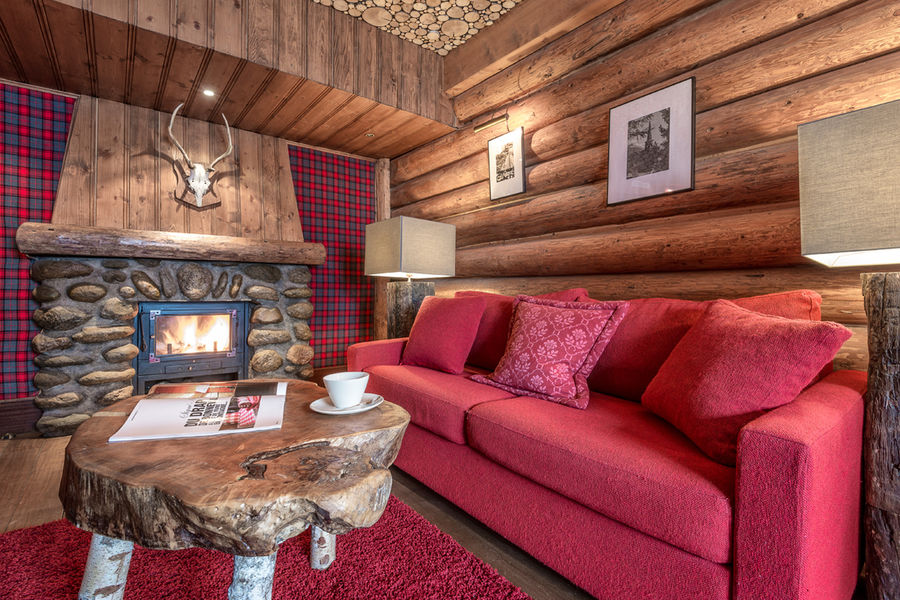 Lodge Park **** Chambre Prestige