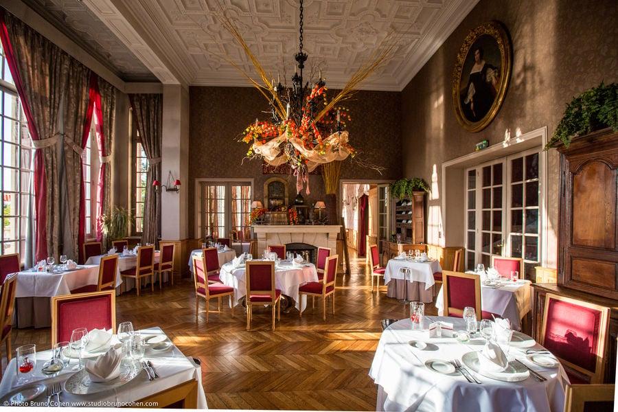 Château de la Tour *** Restaurant