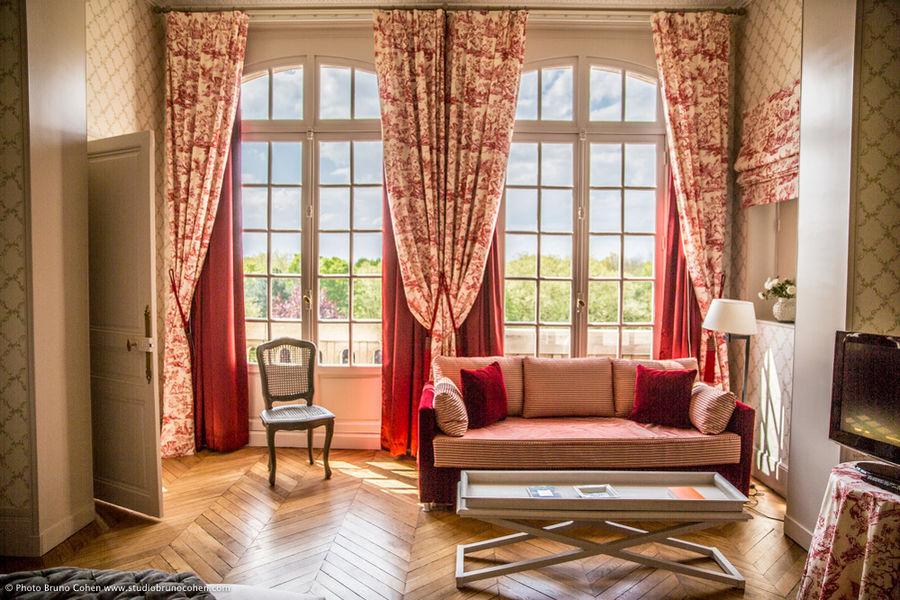Château de la Tour *** Chambre historique