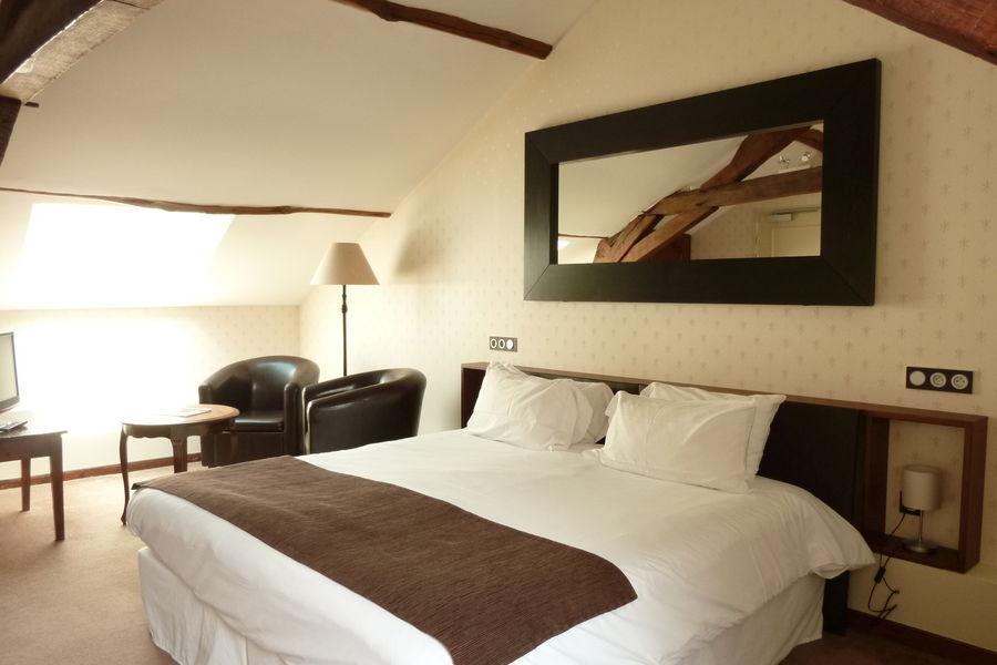 Le Grand Monarque Chambre Confort