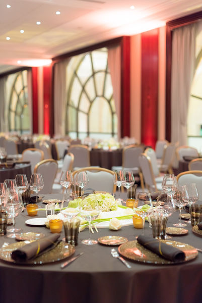 Hyatt Regency Nice Palais de la Méditerranée ***** Gala Dinner