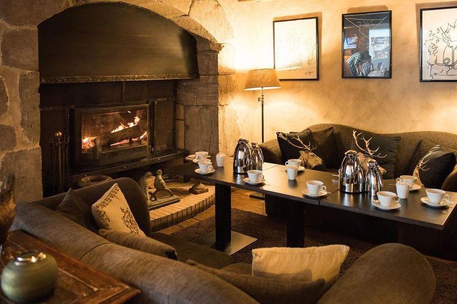 Hôtel Mont Blanc **** Salon