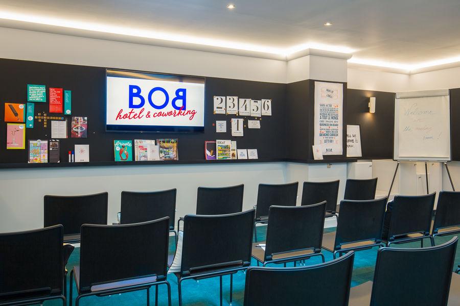 Bob Hôtel **** MEETING ROOM EN THEATRE