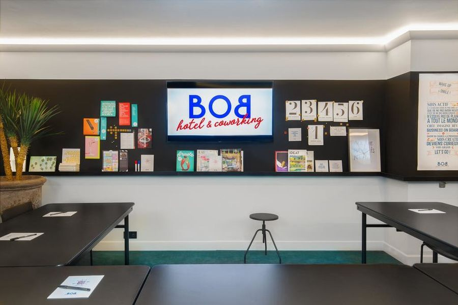Bob Hôtel **** Meeting Room