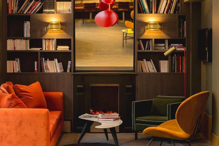 Bob Hôtel **** Lounge
