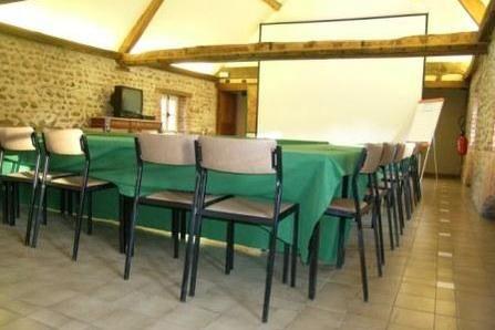 Château de Courtalain salle de réunion 30 personnes