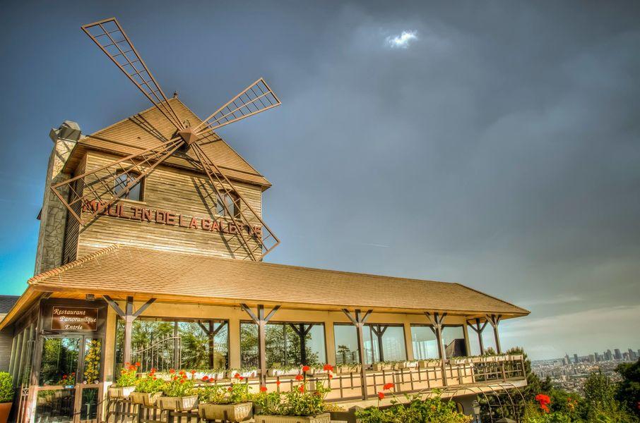 Moulin de la Galette Moulin de la Galette