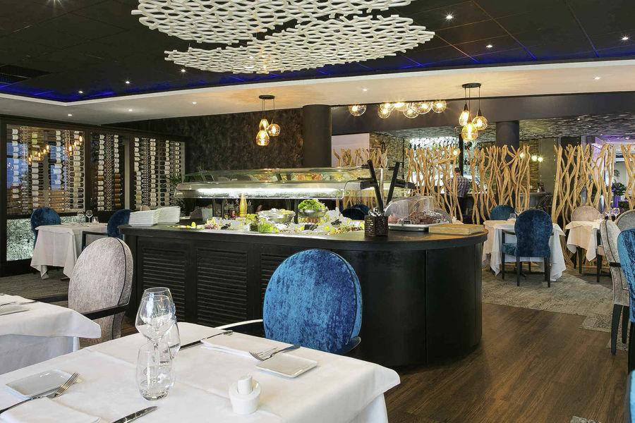 Mercure Bordeaux Aéroport *** Restaurant