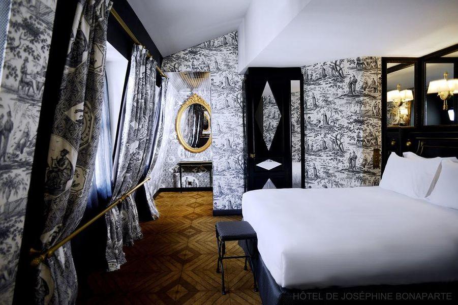 Hôtel de Jobo Chambre
