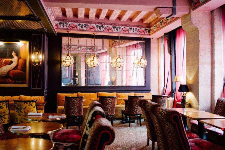 Hôtel de Jobo Restaurant