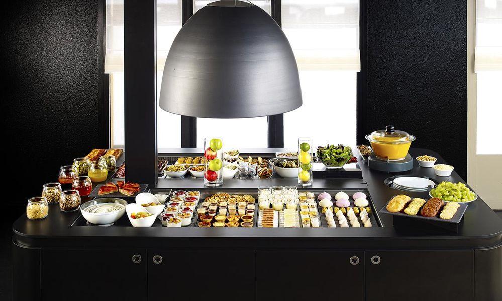 Campanile Niort la Créche *** Petit-déjeuner