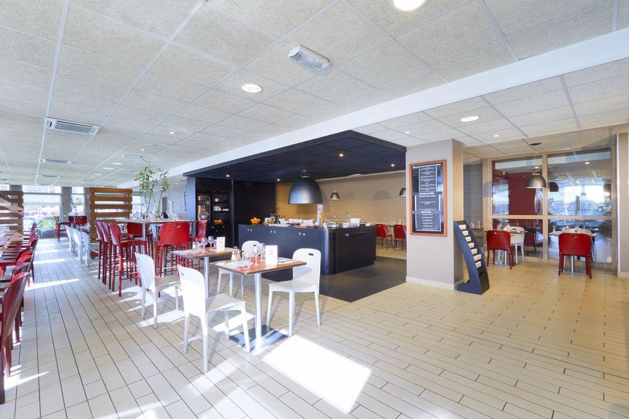 Campanile Lyon Centre - Gare Part Dieu *** Restaurant