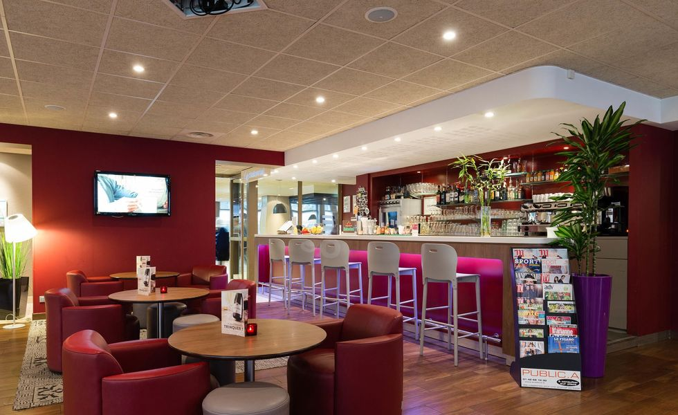 Campanile Lyon Centre - Gare Part Dieu *** Bar Lounge