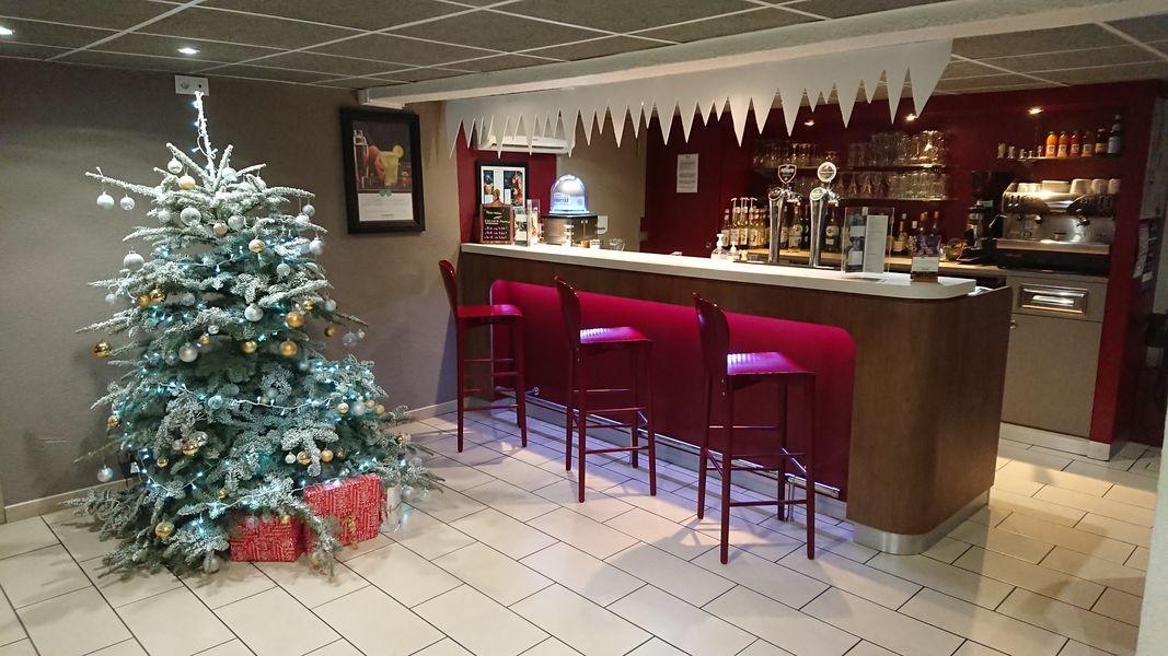 Campanile Bordeaux Nord - Le Lac *** Bar