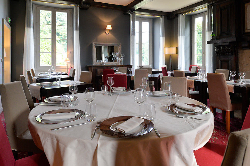 Domaine de Bel Air Restaurant