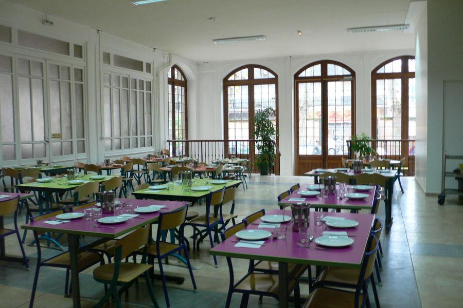 Escale Lyonnaise SALLE RECEPTION