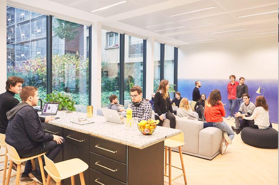 Morning Coworking Clichy Le Loft