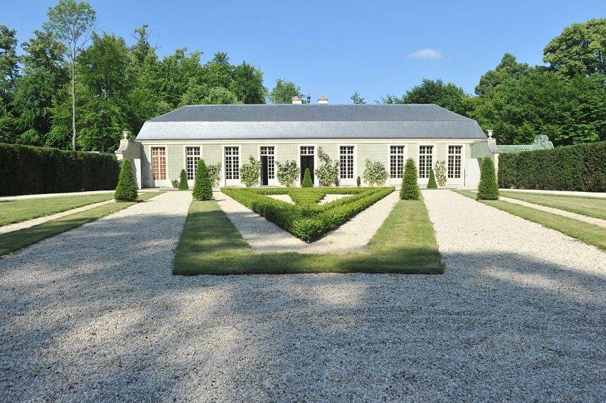 Auberge du Jeu de Paume Chantilly, Relais & Châteaux ***** Jardin Maison de Sylvie