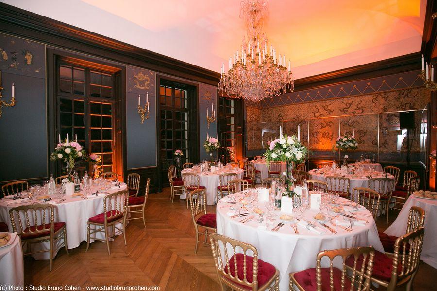 Auberge du Jeu de Paume Chantilly, Relais & Châteaux ***** Diner salle Bourbon (Maison de Sylvie)