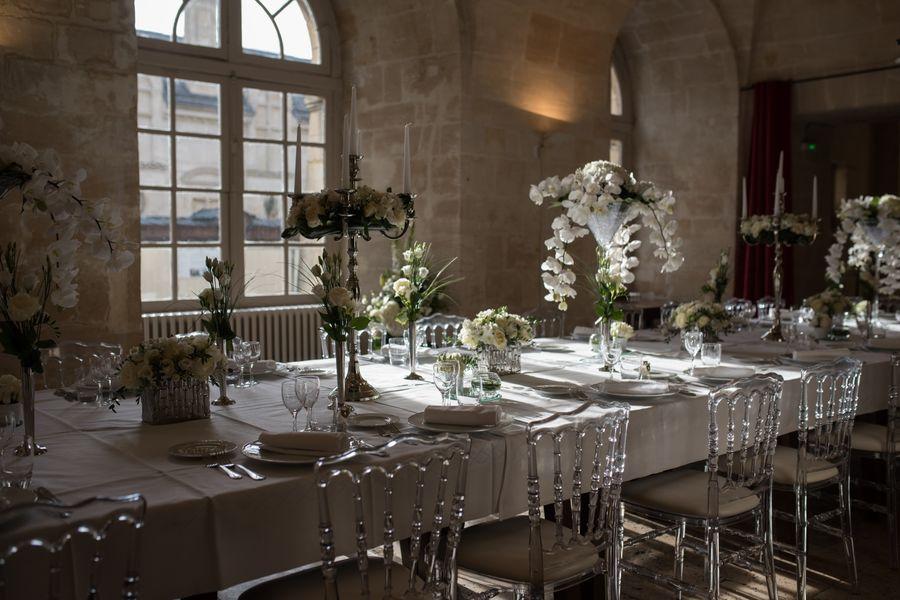 Auberge du Jeu de Paume Chantilly, Relais & Châteaux ***** diner Capitainerie du Château de Chantilly