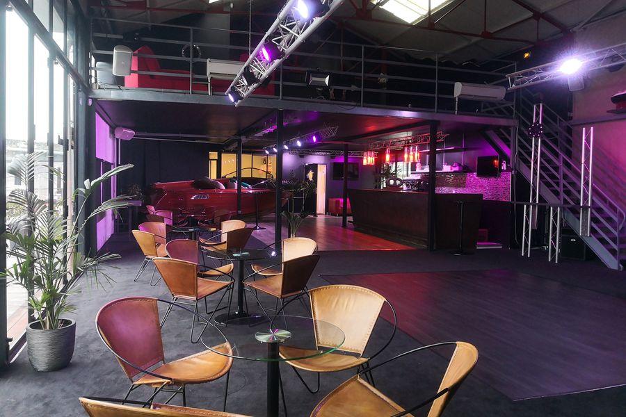 L'Atelier du France Le Loft et sa mezzanine
