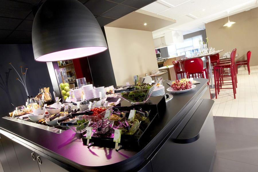 Campanile Lille Est Villeneuve d'Ascq *** restaurant
