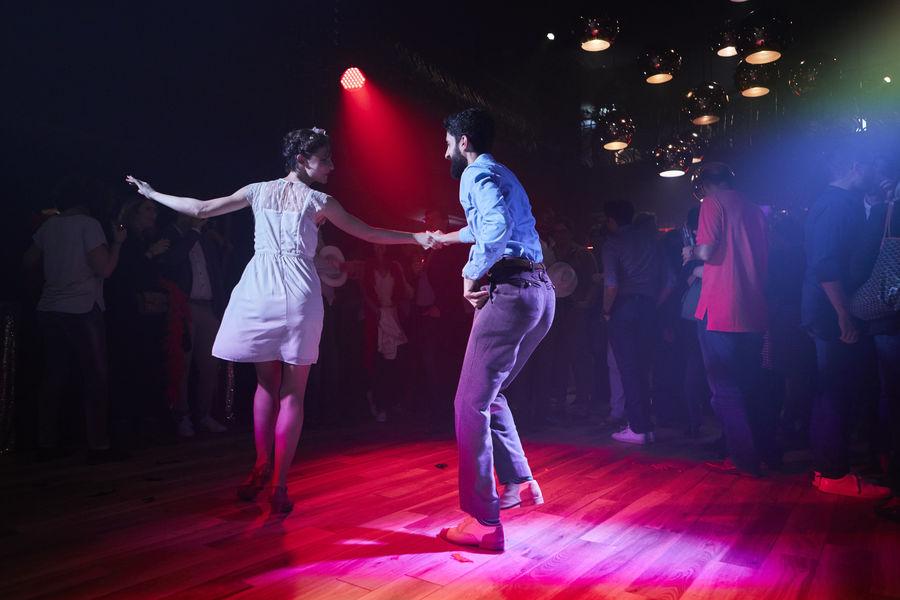 Théâtre du Renard Soirée dansante - Animation Duo de danse