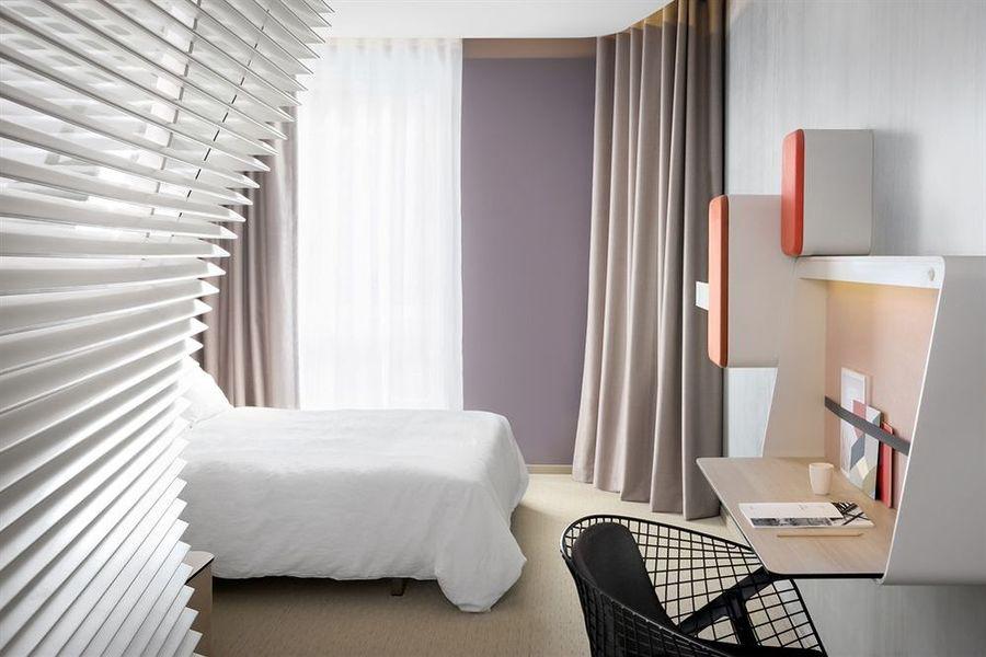 Okko Hotels Nantes Chateau Chambre