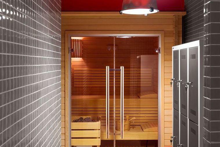Okko Hotels Nantes Chateau Sauna