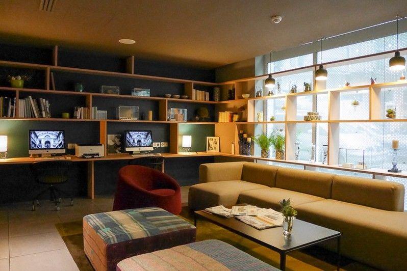 Okko Hotels Nantes Chateau Le Club