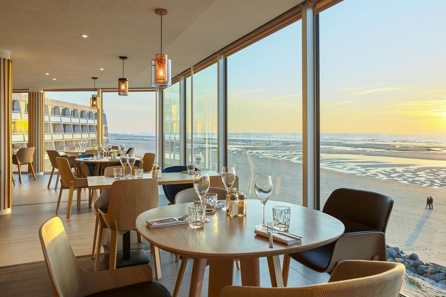 """Novotel Thalassa Le Touquet **** Restaurant """"Le Maison Mer"""""""