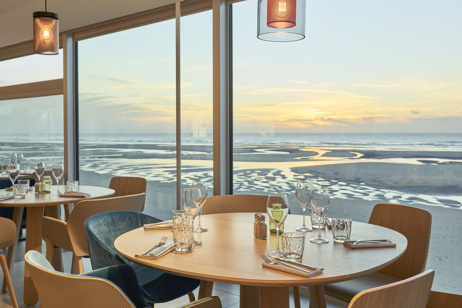 Novotel Thalassa Le Touquet **** Restaurant Le Maison Mer