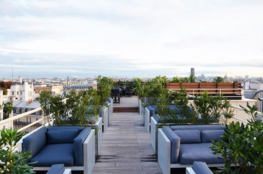 Kwerk Haussmann Terrasse