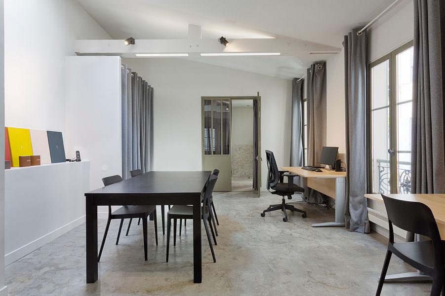 ARGILE DESIGN WORKPLACE Bureau